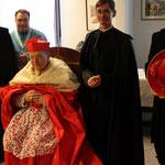Benedikt XVI rief die katholische Kirche in den USA nach den Missbrauchsskandalen mehrfach zur Reinigung und Erneuerung auf.