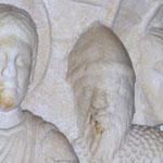... wäre ohne den Verräter OSTERN möglich gewesen? Rechts im Bild das hilflose Gesicht von Judas Ischariot.