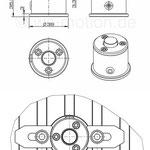 WS-Motion / Technische Zeichnung TLS-01