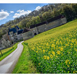 Château du Faulin - Yonne © Nicolas GIRAUD