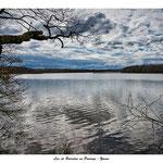 Lac de Bourdon - Yonne © Nicolas GIRAUD