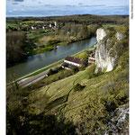 Rochers du Saussois - Yonne © Nicolas GIRAUD