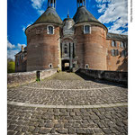 Château de St Fargeau - Yonne © Nicolas GIRAUD