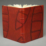 embossed leather journal