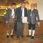 1.VM Kurt Pichelmann und Reinhard Müller