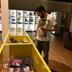 Konselenbereich im Binarium, Männerquatsch Podcast #06 (Ausflug ins Binarium, Rayman Prototyp für SNES, Polybus von Jeff Minter)