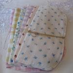 ポン・ニタイの手作り布ナプキン