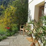 Terrasse Salbei