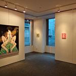 2013年GalleryAPAでの個展風景