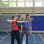 ASVZ-T.A.T.-Bogensport Intensivtag 2014