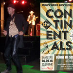 The Continentals 2015 / 35th Anniversary Show / Photo: Andrea Roth