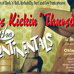 "The Continentals 2008 / ""Ass Kickin' Thursday"" at the Oklahoma Country Saloon Miunich (DE)"