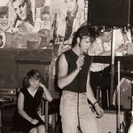 "The Continentals early 1980s / Soundcheck at the Munich ""Pop Club"" (DE) / Mike Roth / Photo: The Continentals"