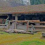Alte Sägerei im Weilger Lieburg