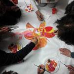 evoluzione, dal Mandala alla Pittura Interiore. Ordine e Liberazione