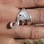 """Ring """"Kleiner Elefant"""""""