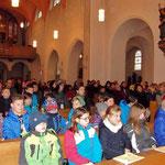 Fast 100 Kinder aus der Pfarreiengemeinschaft machten beim KiBiWo mit.  (wfl)