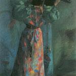 Die Geigenspielerin, Corinth