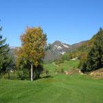 le golf gite de Tres Bayard location de vacances et week end - Saint Claude - Jura