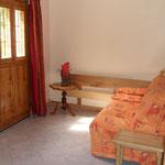 chambre d'appoint - gite de tres bayard location de vacances et week end - saint claude - jura