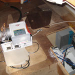 Austausch des Batterieladegerätes