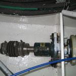 Aquadrive und Schaltkabel