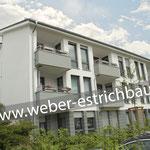 (2020) - Neubau 8 WE, 37520 Osterode - Trennestrich als Zementestrich, schwimmender Zementestrich
