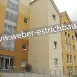 (2016) - Neubau Wohnanlage, 37176 Nörten-Hardenberg - Wärmedämmung, Bewegungsfugen, Fließestrich