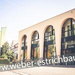 """(2018) - Erweiterung des 2012 errichteten Wohn- und Pflegeheim Raphaelheim """"Haus Tobias"""", 37308 Heilbad Heiligenstadt - Wärme- u. Trittschalldämmung, Zementestrich"""