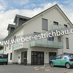 (2020) - Tagespflege Diedrich, 37412 Herzberg am Harz/ Scharzfeld - Wärmedämmung, schwimmender Calciumsulfat-Fließestrich