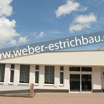 (2016) - Umbau und Erweiterung des Pfarrhauses, Kath. Kirchgemeinde St. Aegedien, 37308 Heilbad Heiligenstadt - Zementestrich, Wärmedämmung, ARDEX