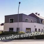 (2015) - Umbau ehemalige Grundschule zum Wohngebäude, 37339 Worbis - Wärme- u. Trittschalldämmung, Purschaumdämmung, Leichtbeton, Zementestrich