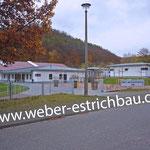 (2014) - Neubau Sport- u. Freizeitzentrum, 99842 Ruhla/Thal - Abdichtung, Wärmedämmung, Zementestrich, Gefälleestrich