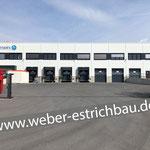 (2019) - Neubau MC Airlaid´s Vließstoffe, 59379 Selm - Wärmedämmung, Zementestrich, Schnellestrich