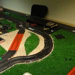 Carrera D 143 racebaan wisselstuk