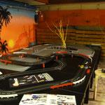 Kyosho racebaan