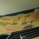 Carrera GO rally racebaan opbouw