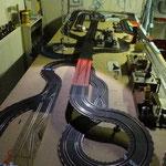 Carrera D 143 racebaan