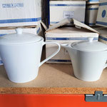 Tea/Coffee Pot 80/40 cl