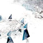 白雪姫のための挿画