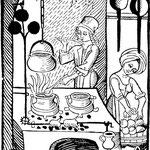 Kuchenmaistrey, Ausgabe von Johannes Fischauer, Augsburg 1505