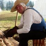 Arnulv beim Kochen