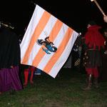 Die Fahne der Groten Garde