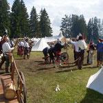 Verteidigung des Lagers