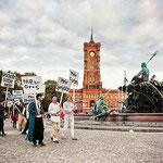 Berliner Luft, Stadtdebatte Berliner Mitte, Berlin DE, 2015 | Photo: Andreas Kermann