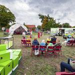 LeseUfo | Müllrose 2020, Foto: ©redpear/Kermann