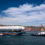 Puerto de Gijón ©Foto: Archivo Autoridad Portuaria de Gijón. Roberto Tolín