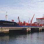 Puerto de Gijón © Foto: Archivo Autoridad Portuaria de Gijón. Roberto Tolin