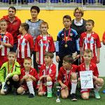 2. Platz: Spielgemeinschaft VS Oberpetersdorf / VS Markt St. Martin