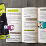 Gast und Haus Bielefeld: Infoflyer und Programm